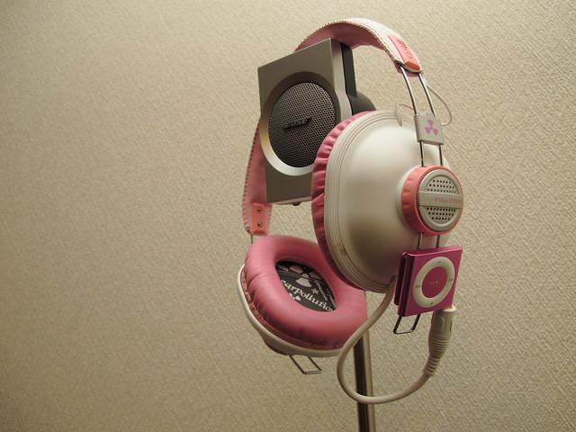 Make custom headphones.