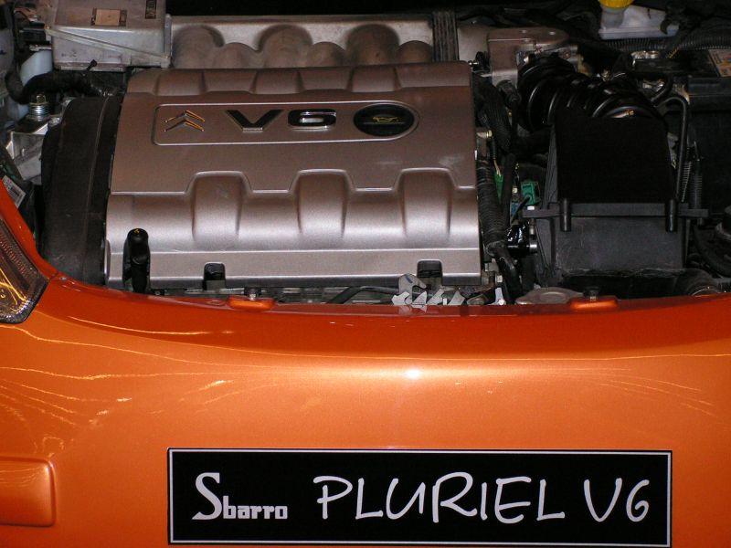 Citro 235 N C3 Pluriel 2004