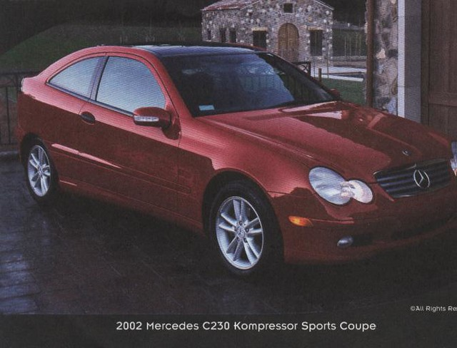 Mercedes c230 kompressor sports coupe flickr photo for Mercedes benz c230 kompressor 2006