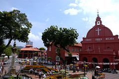 Full Day Historical Malacca Tour