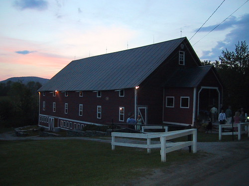 sunset barn vermont