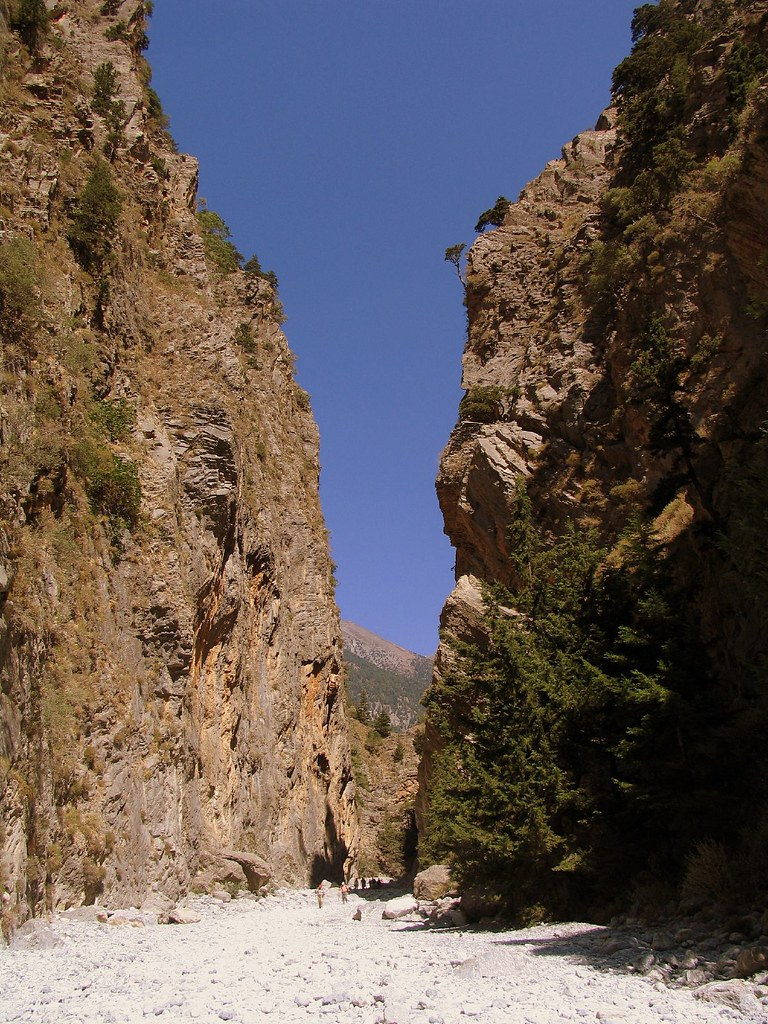 Samaria Gorge - Crete - Greece