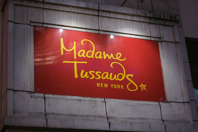 Madame Tussauds - Flickr CC mwichary