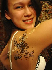 Khidab painting for Livia