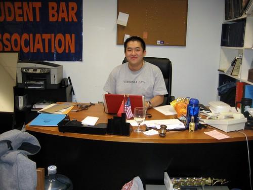 SBA President 2007-08