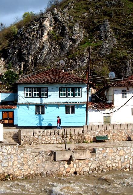 Blue House, Prizren, Kosova