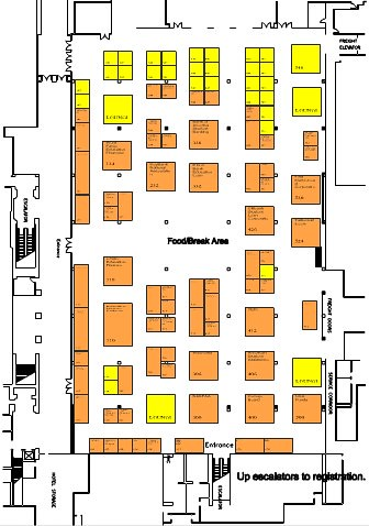 Trade show floor plans unique house plans for Trade show floor plan