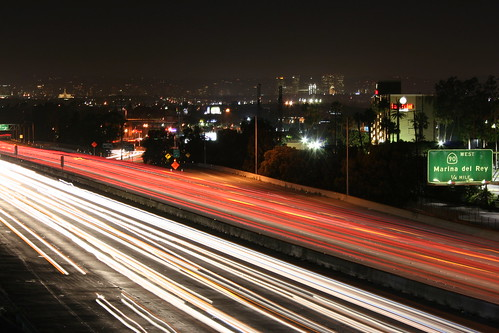 405 Freeway Los Angeles
