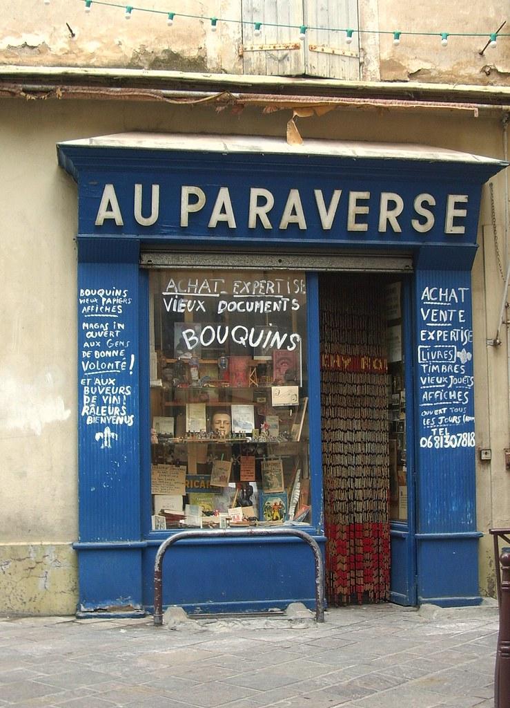 Béziers Storefront