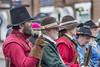 Battle of Coleford commemoration 2017