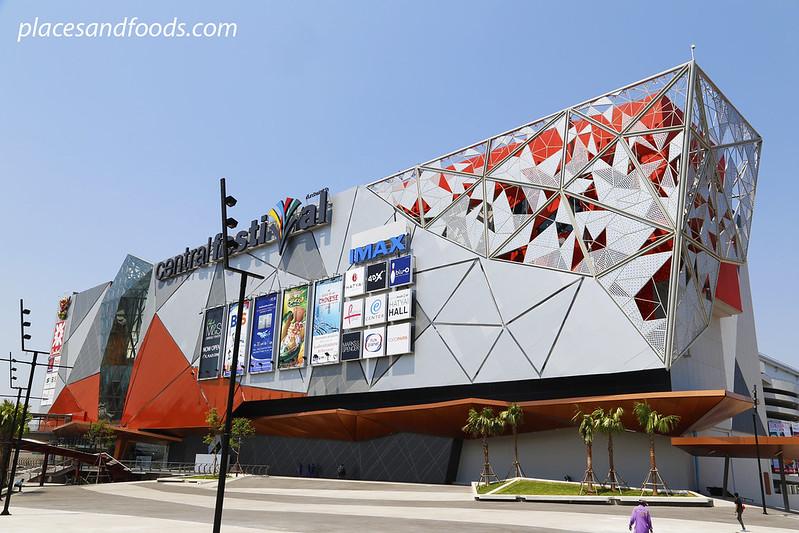 hatyai central festival mall