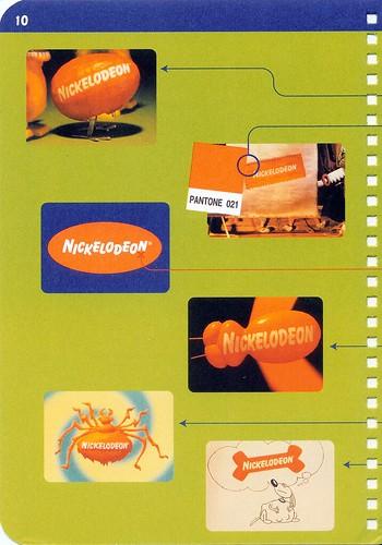 Nickelodeon Logo Logic 10 | Nickelodeon logo 1984-2009 ...