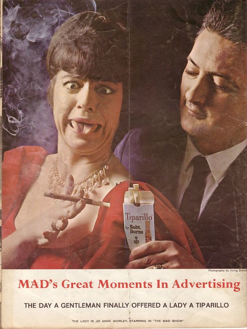 MAD Magazine July 1966