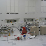 high bay at JPL