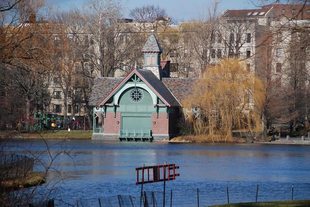 Central Park: Harlem Meer