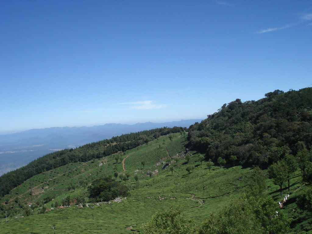 Kodanadu View Point, Kotagiri, the nilgiri