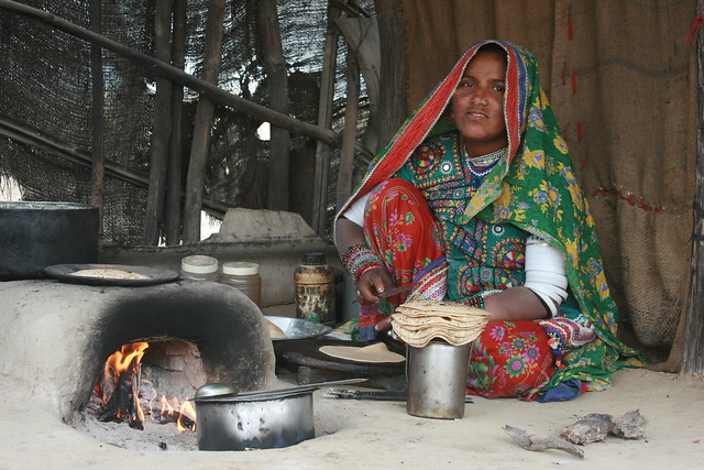Indian Village Cook Flickr Photo Sharing