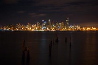 In the City of Blinding Light