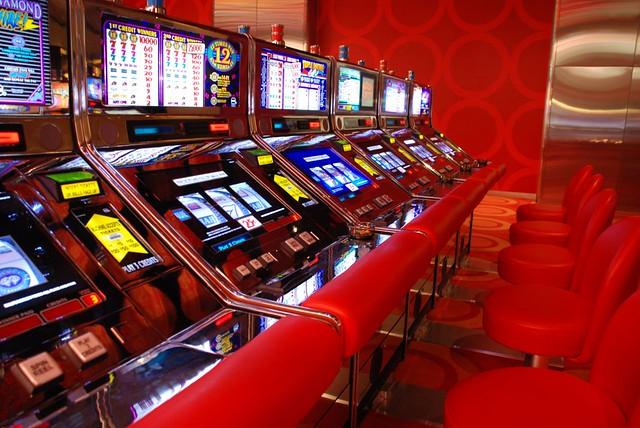 Slot machines las vegas 2018