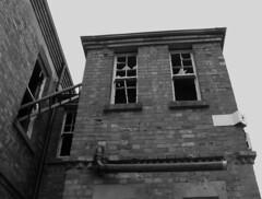 Former Hospital Ruin