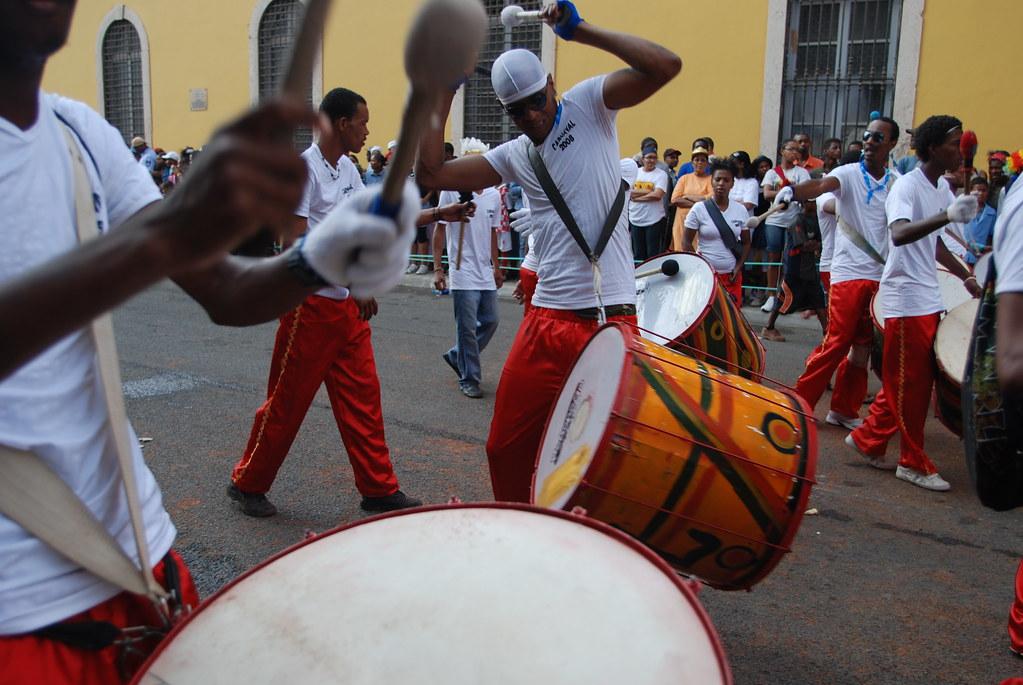 Carnaval de Mindelo - Cap-Vert - Sourdo