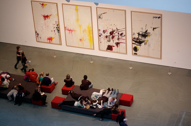 MOMA in NYC by Flickr user kev_walsh