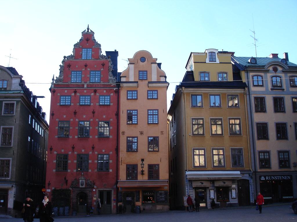 Gamla stan,Stockholm
