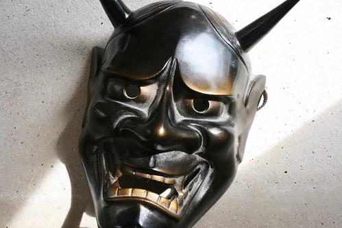 Kabuki Mask - Noh , Oni(Hannya)