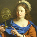 Guercino: Personification of Astrology (c. 1650-55) by euthman