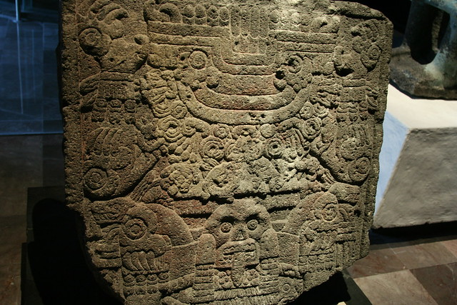 More aztec mofit stone carving flickr photo sharing