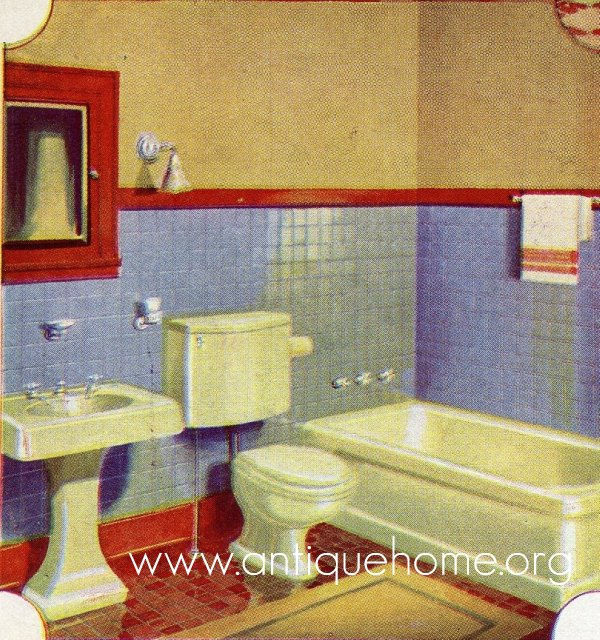 1930 bathroom gordon van tine catalog flickr photo for 1930s bungalow interior design