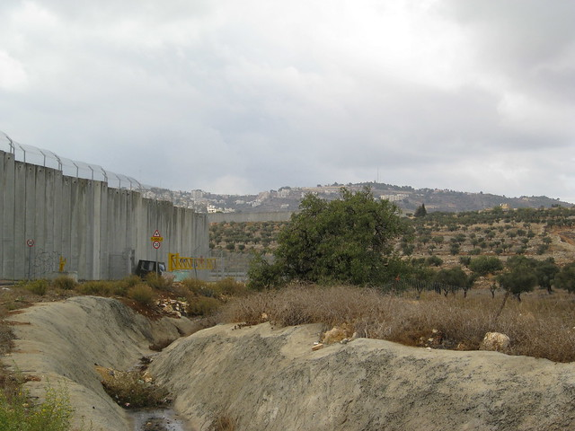 West Bank Wall from Flickr via Wylio