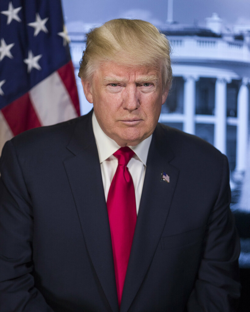Präsident Donald J. Trump