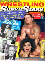 Tom Delay vs Rosie O'Donnell