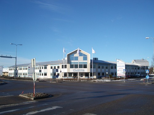 Logistia Technology Center