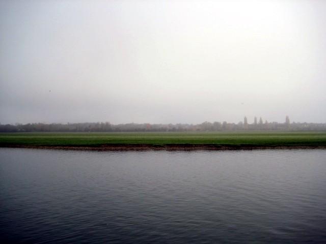 Water Meadows Oxford circular walk. Book1