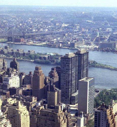 New York City, 1967