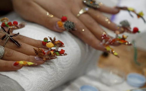 POLAND NAIL ART | Flickr - Photo Sharing!