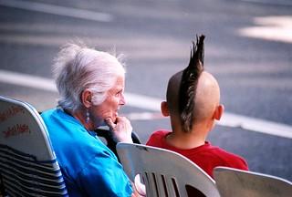 A generation gap