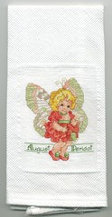 August (Peridot) Fairy