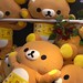 Rilakkuma Teddies by Tim Brayshaw