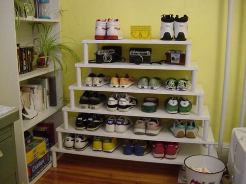 Come organizzare e tenere in ordine le scarpe