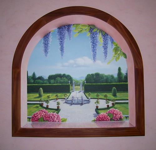 La finestra sul giardino su nonsoloimmagini - La finestra sul giardino ...