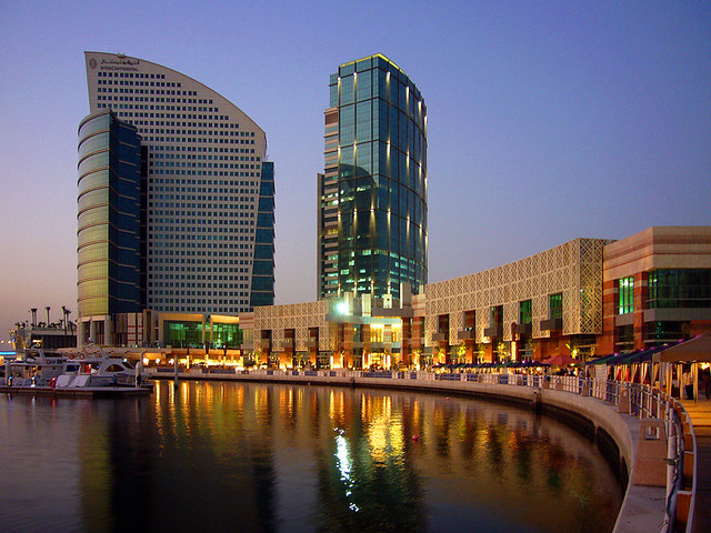 Dubai: The Festival City