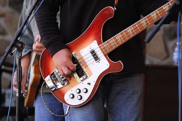 Photo:Rickenbacker Bass By MitchD50