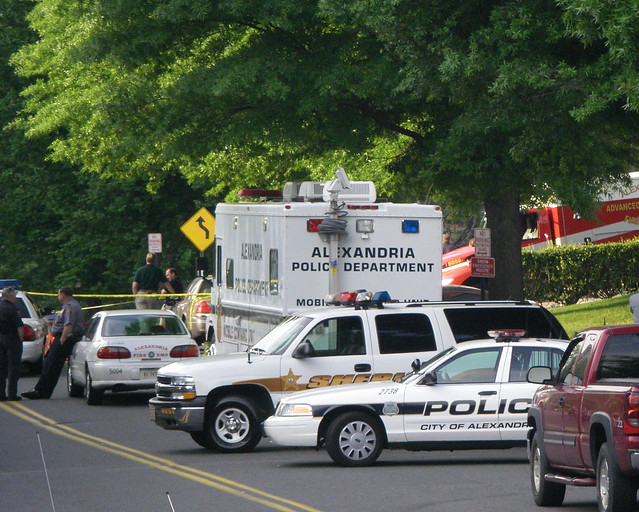 Hostage Situation in the West End of Alexandria, Virginia