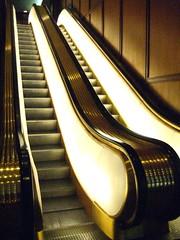 *Love* the escalator