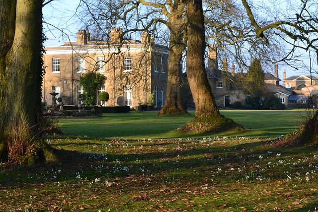 Walkern Hall Gardens