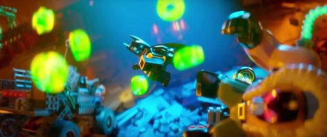 Scena z The LEGO Batman Movie 1