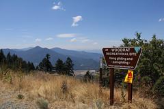 Woodrat Mountain Launch Sites
